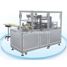 Máquina de embalagem de membrana transparente