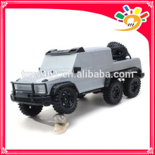 HG P601 6WD 1:10 rc rock rastreador RTR Escalada Carro Cross-Country Veículo