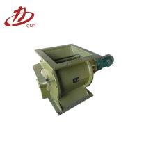 El colector de polvo industrial descarga el diseño rotativo de la válvula de esclusa de aire de la herramienta material
