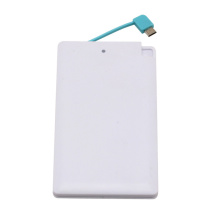 Credit Card Power Bank 4000mAh with Logo