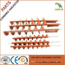 Helical blade for harvester /auger for harvester