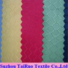 100% Polyester Jacquard Oxford with PVC Coated for Bag Fabric
