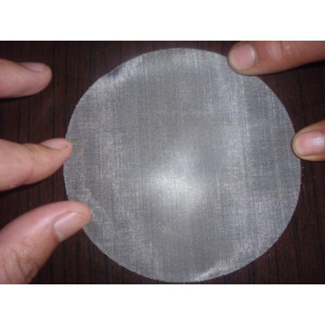Specialized Production Stainless Steel Wire Mesh