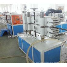 Hochwertige Kunststoff PE / PPR Rohrextrudermaschine