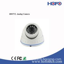 800tvl Vandalproof IR Dome Camera with IR 20m IR Camera, CCTV Camera System