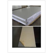 Folha de alumínio laminada a alta temperatura quente 5083-O da venda com o papel intercalado