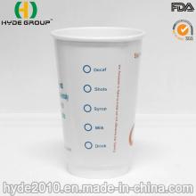 16 taza de papel caliente desechable con precio barato (16 oz)