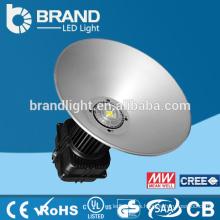 Garantía de 5 años Bahía alta de 100w LED, luz de la bahía de 100W 120W LED alta