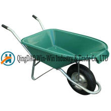 Wheelbarrow Wb5600 PU Wheel Rueda de la PU