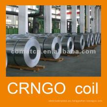 Frío en grano no orientado acero (CRNGO)