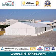 Hohe Qualität Aluminium Gebrauchte Zelte mit Plain White PVC Dachabdeckungen und Seitenwände zum Verkauf
