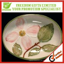 Pratos de cerâmica domésticos promocionais