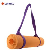 2017 Hot Sale Adjustable 100% Cotton Yoga Mat Sling