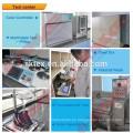 Algodón / poliéster Aceite de tela resistente al agua