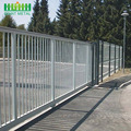 Welded Sliding Gates Fence Gate Untuk Taman