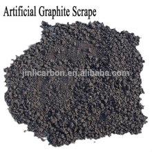 Poudre de graphite / Coke de pétrole de graphite / GPC Recarburizer