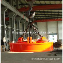 Eot Crane Magnet for Handling Iron Scraps