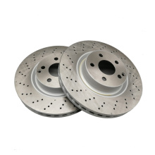 Auto brake system parts brake disc for bmw cars
