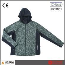 Оптовая новый стиль метки заявка популярная Мужская мода трикотажная куртка флис