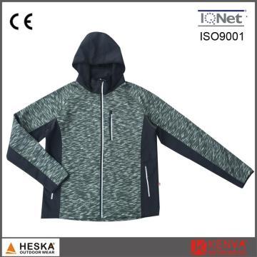 Wholesale New Style Privite Label beliebte Mens Fashion Strick Fleece-Jacke