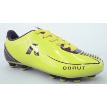 Tpu Outsole  Material Different Colors Popular Style Custom Made Childrens Soccer Shoes