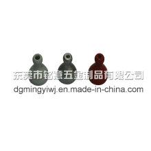 Точное литье под давлением сплавов цинковых сплавов (ZC4191) с масляной краской Сделано в Китае