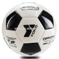 customize machined stitching TPU soccer ball football size 5 for game/sales/training