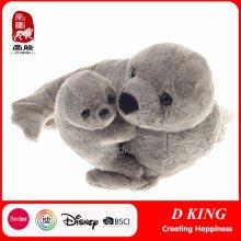 Янчжоу мягкие чучела животных печать плюшевые игрушки для продажи