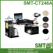 Wooden MDF type computer table panel china factory for sale