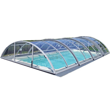Para Inground Yard Guard Piscina Cobertura Inverno