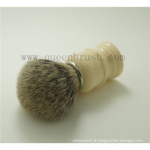 Escova de barbear profissional Badger profissional