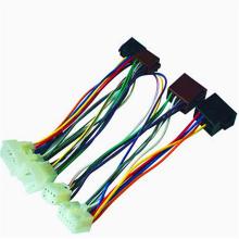 Harnais de câblage inversé Scosche pour connecteur Chrysler / Jeep de haut-parleur 2002-Up