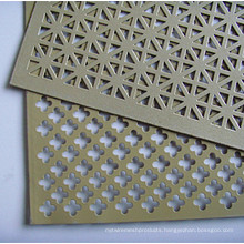 Alunimun Perforated Sheet for Decorative