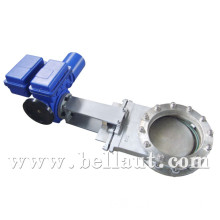 Motorized Gate Valve/Electric Gate Valve with Actuator Type: Knife, Wedge, Parallel Slide