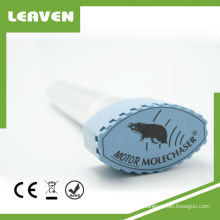 The strongest battery powered sonic pest repeller mole repeller