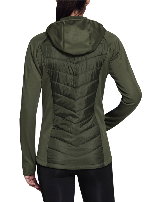 Ladies Treking Jacket back