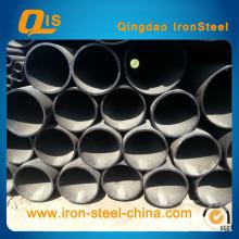Q195 Q235 Черная труба из углеродистой стали