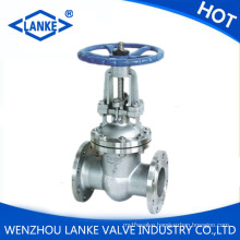 GB Stainless Steel 304/316 Flanged Gate Valve