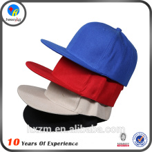 Fashion custom made snap back caps