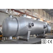 Tubo condensador líquido químico