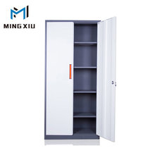 Modern Office Furniture 2 Door Cheap Cupboard Metal Filing Cabinet