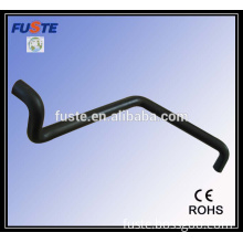Coolant inlet braided hose