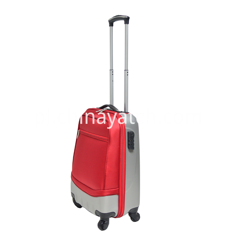 EVA Moulded Luggage Suitcase