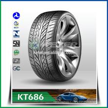 L'exportation de pneu de voiture de nouveau passager importé fait en Chine divers du prix des pneus de voiture 275 / 45ZR19