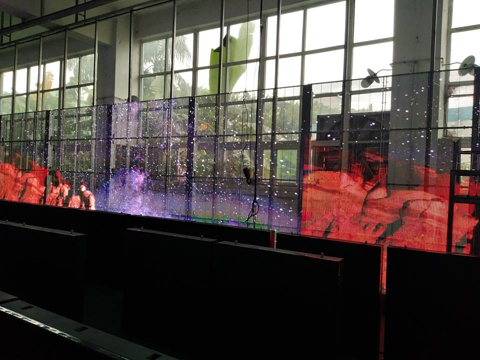 Indoor Transparent Led Display