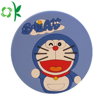 Silicone Anti-slip Custom Design Pallet Mug Tea Coaster