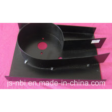 Stamping Weld Powder Coat Steel Support