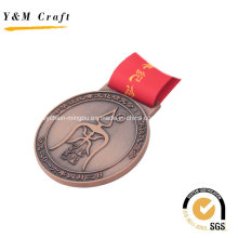 Customized Bronze Zinc Alloy Medals Ym1167