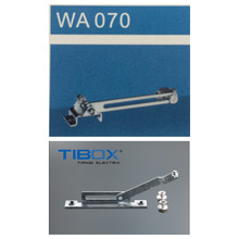 Tibox Door Stop (gabinete de montagem na parede)