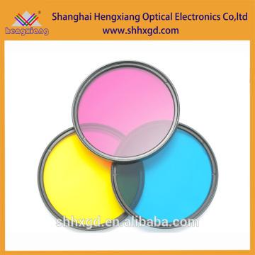IR cut filter switch 5.4mm gopro lens glass fiber filter